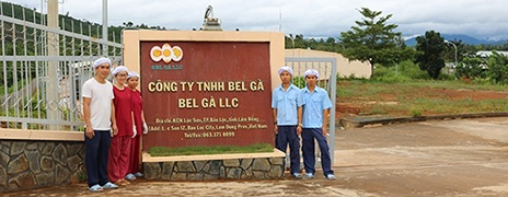 Bel Ga JSC enlarges its reach in Vietnam with Petersime