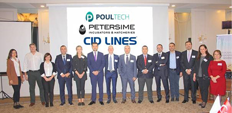 Petersime and CID Lines join forces for poultry seminar in