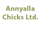 Logo of Annyalla Chicks Ltd.
